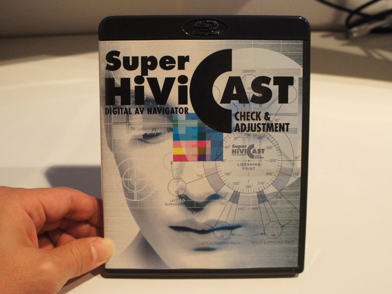 Super HiVi CAST